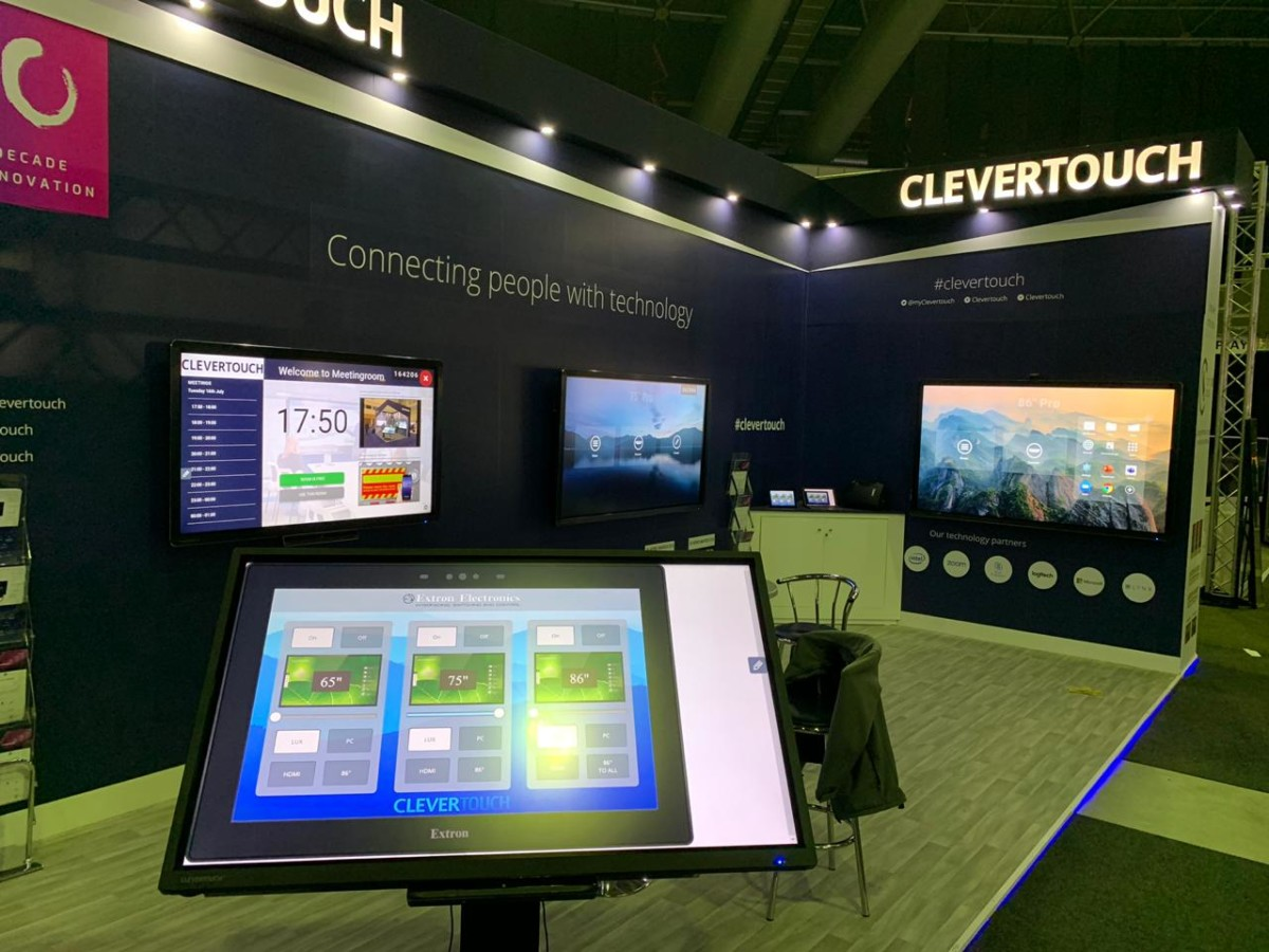 Clevertouch Disgital Signage